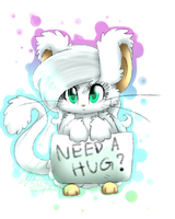 Need A Hug? by derpfacederpy