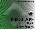 inkscape splash screen by unknownentity21