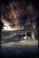 Lost station by zardo