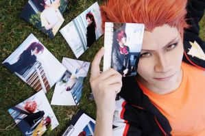Free! - Seijuro love KOU! by roadscream