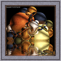 RayTraceLake by BlurWing
