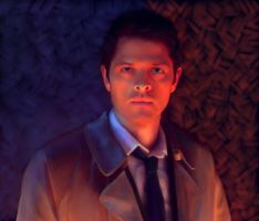 Castiel: Becoming Numb by MedicatedManiac