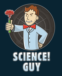Science! Guy by GriftGFX