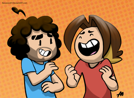 Game Grumps by BananimationOfficial