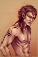 Leo by andrahilde