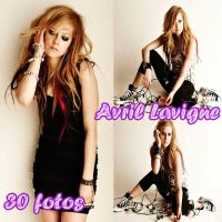 Photoshoot de Avril Lavigne by Mica-Editions