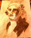 George Washington by sailorhinotemizu