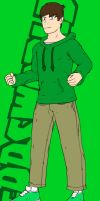 Filler: Edd Gould (Eddsworld) by Superjustinbros