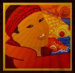 Red and gold by jennystokes