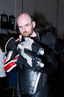 MCM London May 17 - 231 Mass Effect by cosmicnut
