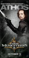 Promotional Poster Athos by Katiexxx89