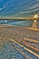 sunset in hdr by jeffreyhing