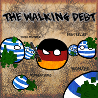 The Walking Debt by Arminius1871