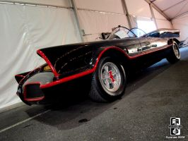 Batmobile by Swanee3