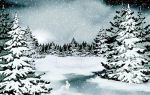 Snow Flakes by Dianabolique