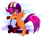 SCOOTALOOooo by Kunaike