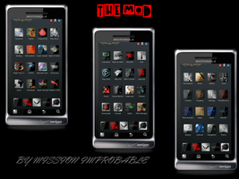 [ICONS] The Mod by Wasteandwanting