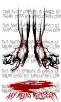 Filthy Wrists by ShawnCoss