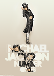 Michael Jackson by DES-FAN