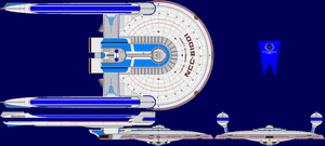 USS Mireya Luna Multi-View by captshade
