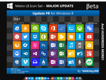 BETA - Metro UI Icon Set (CLOSED) by dAKirby309