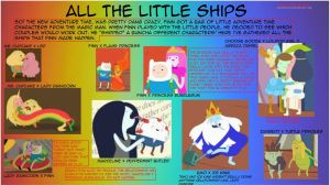 All The Little Ships by Jailboticus