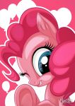 Pinkie Portrait - A Little too Close by mysticalpha
