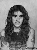 Steve Harris by RonnySkoth