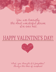 HP Valentine's Card - 1 by OtterAndTerrier