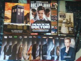 Doctor Who Magazine - 50th Anniversary Issue by DoctorWhoOne