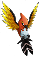 Pokecember Day 6: Favourite Flying Type by MissPiika