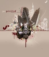 Petrified - clubbed to death by JaxeNL