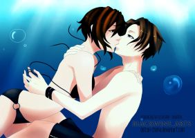 Underwater Love by TRANCE--fusion