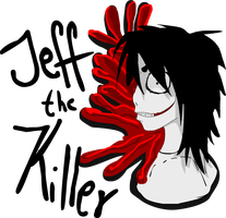 Jeff the Killer by FridaPearlie