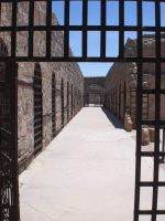 Yuma Territorial Prison part of the Wild West by CL-Pinkskull