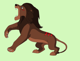 Lion Breedable by BlackWolf1112-ADOPTS