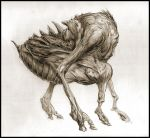 Creature 003 by tom-monster