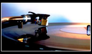 Technics Turntable by knolaust