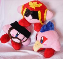 Fight Fight, Kirby Team! by Lexiipantz