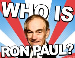 Ron Paul '08 by snookie-pudge