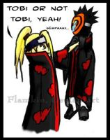 DeideiNTobi: Tobi or not Tobi by Flamkin