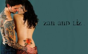 Zan + Liz by e-transitions
