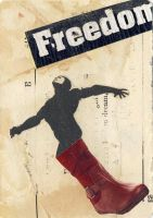 Freedom by RichardLeach