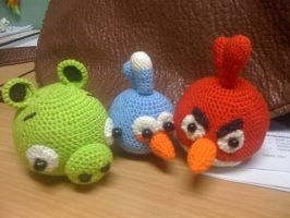 angry birds by handfree