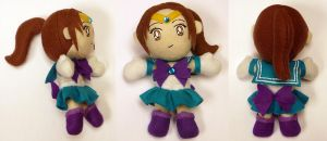 Sailor Leona Plushie by sakkysa
