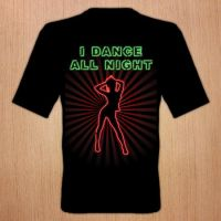 Dance t-shirt by Player-Designer