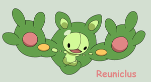Reuniclus by Roky320