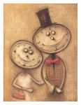 mr and mrs time by Slawekgruca