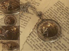 Journey Necklace by hrekkjavakaastarkort