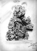 Titanfall by alpha249